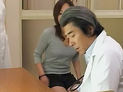 Dirty Nurse And Her Fake Ding Dong In Hardcore Gyno Exam Movie